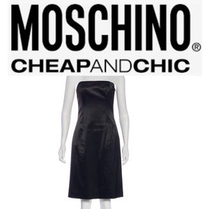 🎉HP 7-22🎉🆕listing Moschino cheap and chic dress